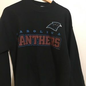 Vintage Carolina panthers sweatshirt